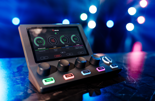 Dorigo Systems and BEACN Manufacture the Next Generation of Content Creating Audio Peripherals